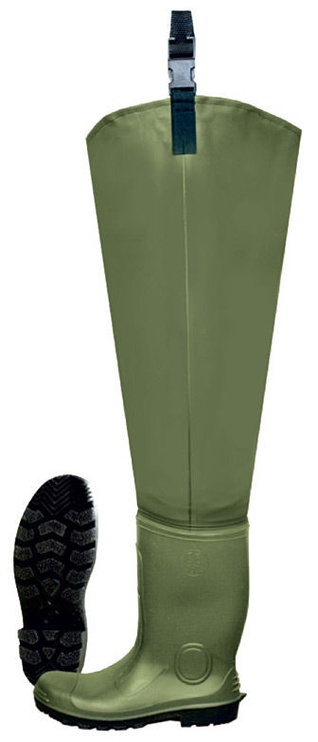 Lemigo Hipwaders 987 Green 40