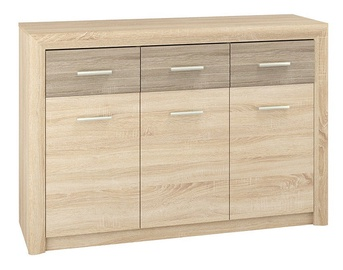 ML Meble Castel 10 Chest Of Drawers Sonoma Oak