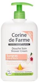 Corine de Farme Shower Cream 750ml Sweet Almond Oil