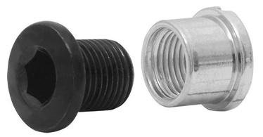 Запасные части Shimano Screw For Alivio FC-MC18 4pcs