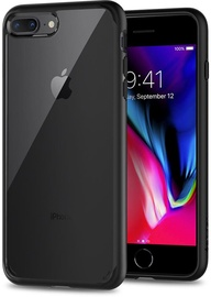 Spigen Ultra Hybrid 2 Back Case For Apple iPhone 7 Plus/8 Plus Black