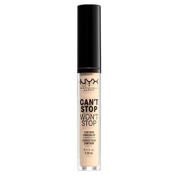 Maskuojanti priemonė NYX Can't Stop Won't Stop Contour Pale, 3.5 ml