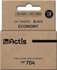 Кассета для принтера Actis Cartridge KH-704BKR For HP 15ml Black