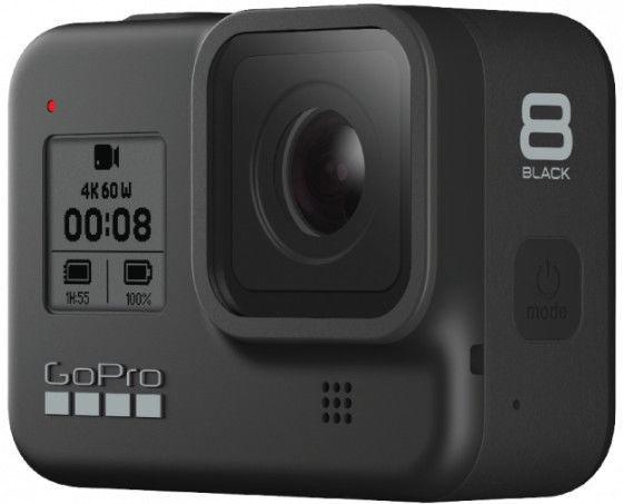 Seikluskaamera Gopro Hero 8 Black