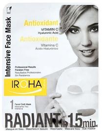 Iroha Nature Intensive Antioxidant Tissue Face Mask Vitamin C 23ml