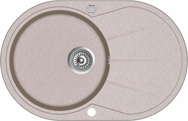 Aquasanita SR101 Brown 780x500mm