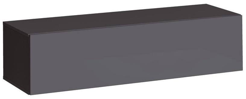 TV galds ASM Switch RTV 2, pelēka, 1200x400x300 mm