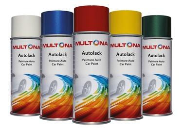Аэрозольная краска Multona, 0.4 л
