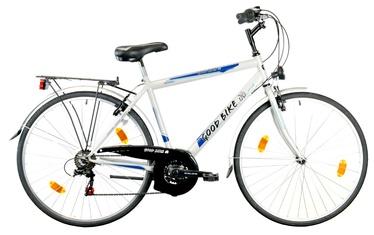 """Dviratis Bottari Good Bike Oxford 50cm 28"""" White"""
