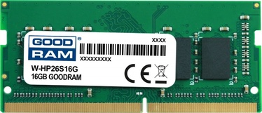 Goodram HP 16GB 2666MHz CL19 DDR4 SO-DIMM W-HP26S16G