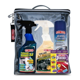 Ma-Fra Car Cleaner Set KT069