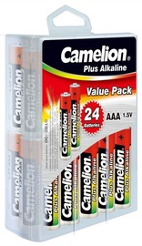 Camelion LR03 Plus Alkaline Battery AAA x 24