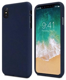 Mercury Soft feeling Matte Back Case For Apple iPhone 11 Pro Max Blue