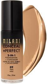 Тонирующий крем Milani Conceal + Perfect 09 Tan, 30 мл