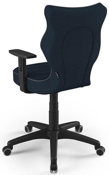 Entelo Office Chair Duo Black/Navy Blue Size 6 TW24