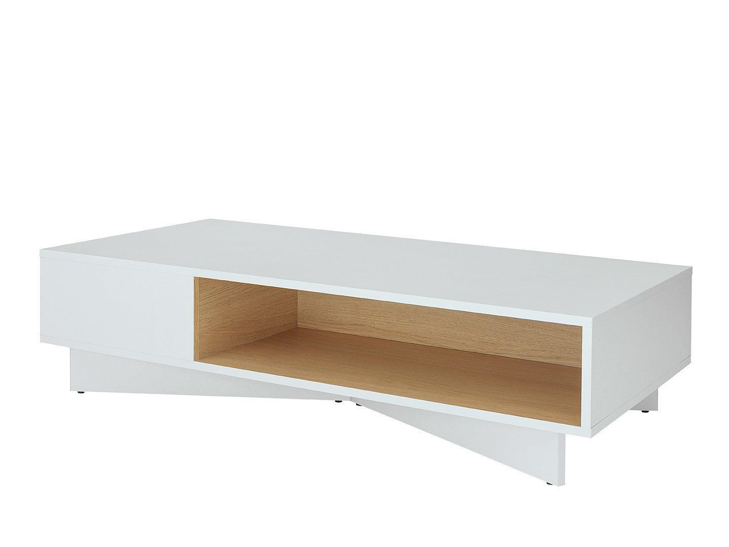 Black And White Coffee Table.Black Red White Modai Coffee Table 120x30 5x60cm White Canadian