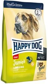 Сухой корм для собак Happy Dog Junior Giant Lamb & Rice 15kg