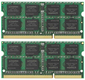 Kingston 16GB 1600MHz DDR3 2XKVR16S11/8+PAUSCHALE Upgrade