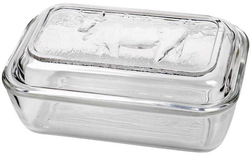 Luminarc Vache Butter Dish