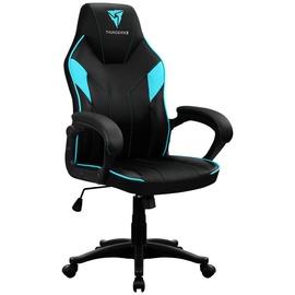 Žaidimų kėdė Thunder X3 EC1 Air Black/Turquoise