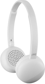Ausinės JVC HA-S20BT-E White, belaidės