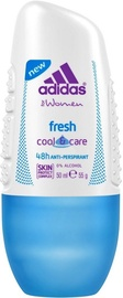 Adidas Fresh Cool & Care 48h Roll On 50ml Antiperspirant