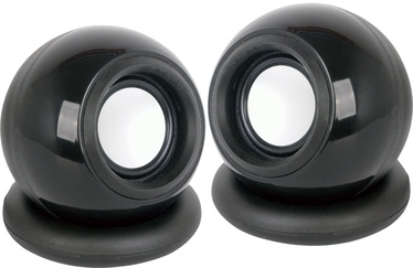 Gembird Stereo Speakers 2.0 Black
