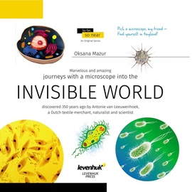 Raamat Levenhuk Invisble World. Knowledge Book ENG