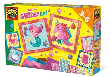 SES Creative Mess Free Glitter Art