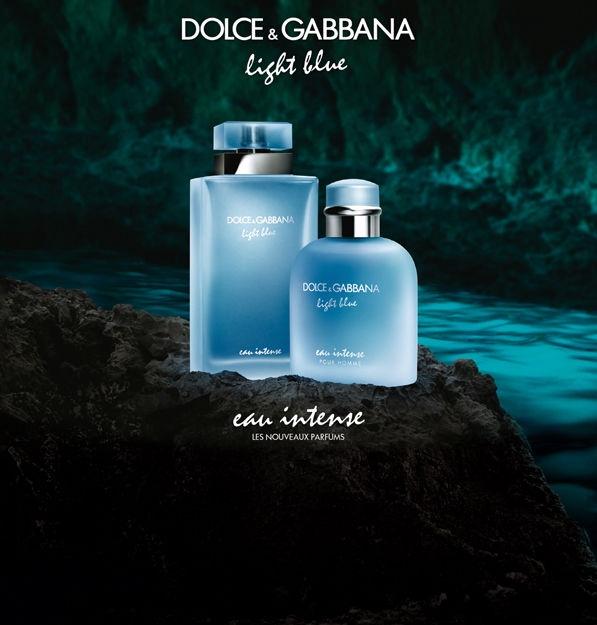 Parfüümid Dolce & Gabbana Light Blue Eau Intense 50ml EDP