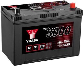 Аккумулятор Yuasa YBX3335, 12 В, 95 Ач, 720 а