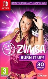 Zumba: Burn It Up! SWITCH