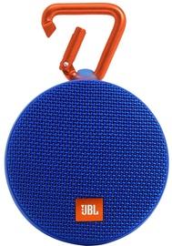 JBL Clip 2 Bluetooth Speaker Blue