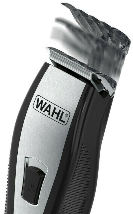 Wahl WA1541-0450 Vario Trimmer Black/Silver