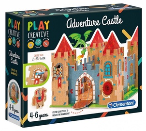 Clementoni Play Creative Adventure Castle Set