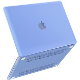 "iBenzer Neon Party Macbook Pro 13"" Case Serenity Blue"