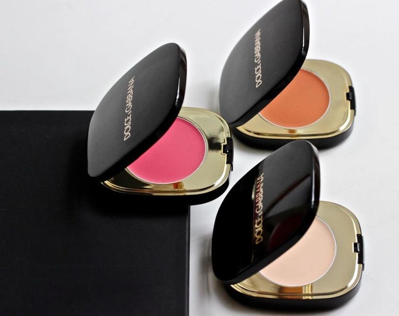 Dolce & Gabbana Blush Of Roses Creamy Blush 4.8g 20