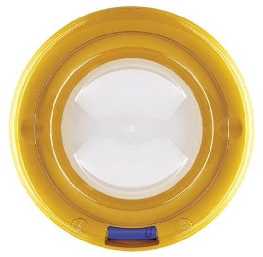 Elektrooniline köögikaal ViceVersa Buble 13021, kollane