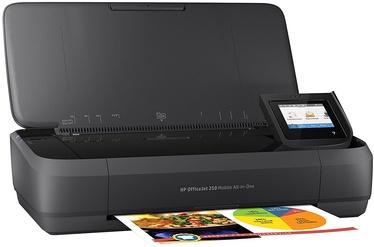 Multifunktsionaalne printer HP Officejet 250, tindiga, värviline