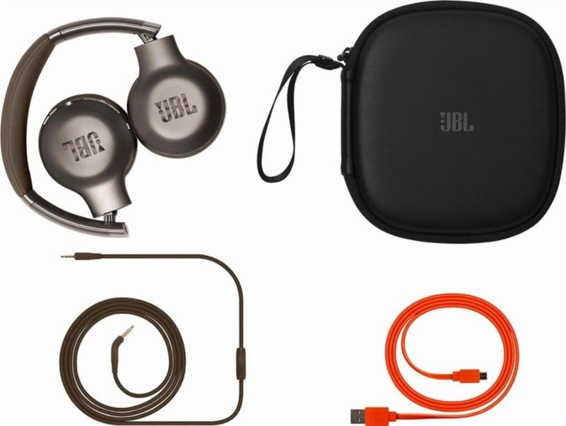 Ausinės JBL Everest 310 Wireless On-Ear Headphones Brown