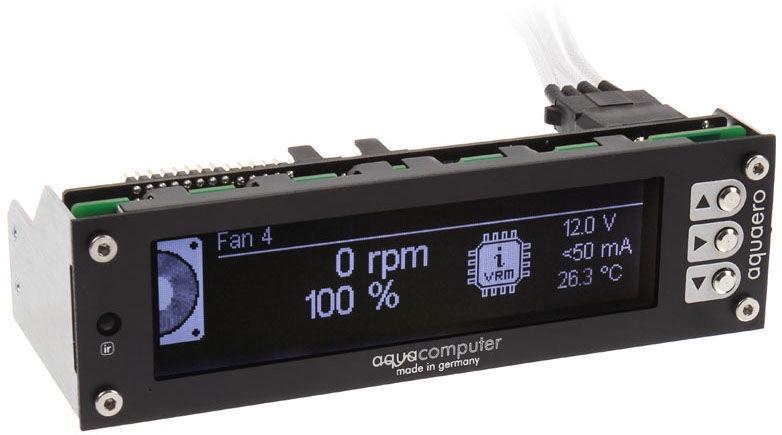 Aqua Computer Aquaero 6 Pro Black