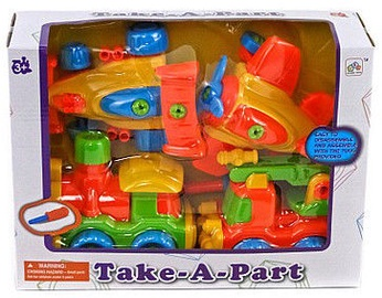 Tommy Toys Take A Part Plastic Constructor 487369