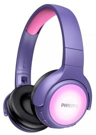 Ausinės Philips TAKH402 Pink, belaidės