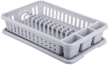 Curver Dish Dryer 26,5x42x8,8cm Grey