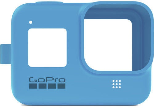 GoPro Sleeve + Lanyard For Hero8 Bluebird