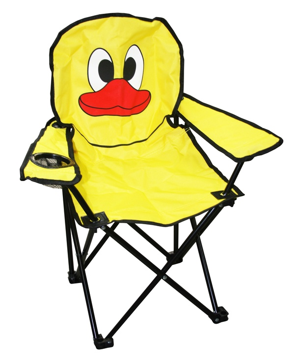 BESK Childrens Camping Chair Duck