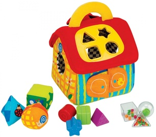 K's Kids Deluxe Patrick Shape Sorting House KA10460