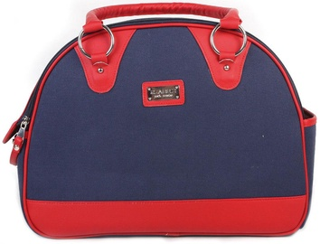 Record Bag 33x17x27cm Blue/Red