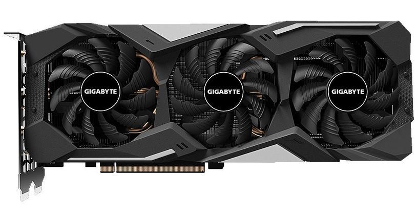 Vaizdo plokštė Gigabyte GeForce GTX 1660 Super Gaming OC 6GB GV-N166SGAMING OC-6GD