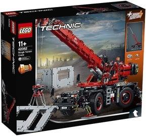 Konstruktor LEGO Technic Rough Terrain Crane 42082
